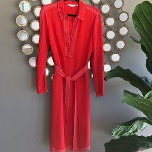 """Boden """"Scarlett"""" Shirt Dress"""